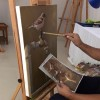 ladies workshops mornings & evenings Created By  Posted By Arts and Crafts Center Doha
