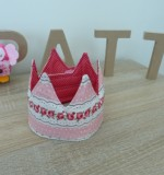 Princess / Queen Crown Created By Patt Handcraft Posted By Patt Handcraft