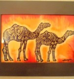 Camels Created By Swapna namboodiri Posted By Glassy Dreamz