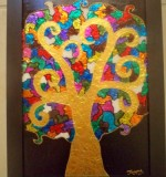 Colors - Tree of Life Created By Swapna namboodiri Posted By Glassy Dreamz