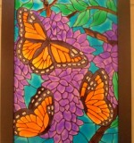 Monarch butterflies Created By Swapna namboodiri Posted By Glassy Dreamz