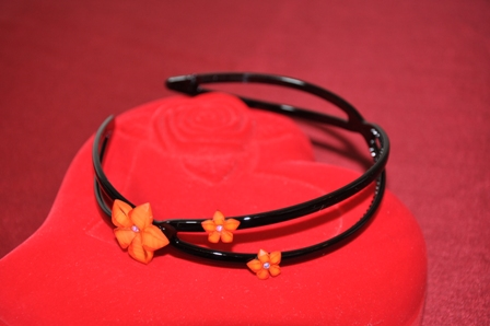 Hair Band Created By  Posted By Laodiceacity