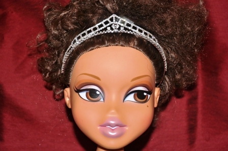 Girls Tiara Created By  Posted By Laodiceacity