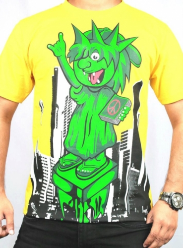 Graphic T-Shirts Created By  Posted By Tip Top T's