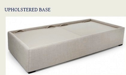 Upholstered Base Created By  Posted By Origins