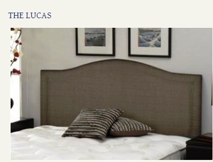 The Lucas headboard Created By  Posted By Origins