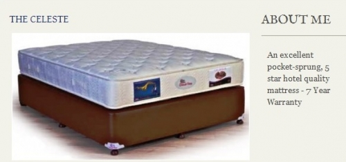 The Celeste Mattress Created By  Posted By Origins