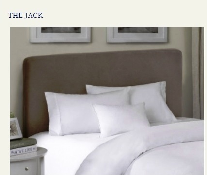 The Jack Headboard Created By  Posted By Origins