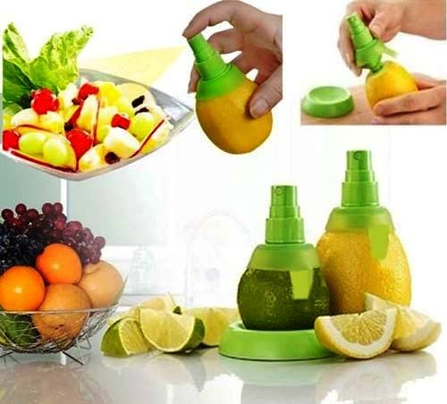 Fruit Lemon Orange Juicer Spray Created By  Posted By Vintage Chic