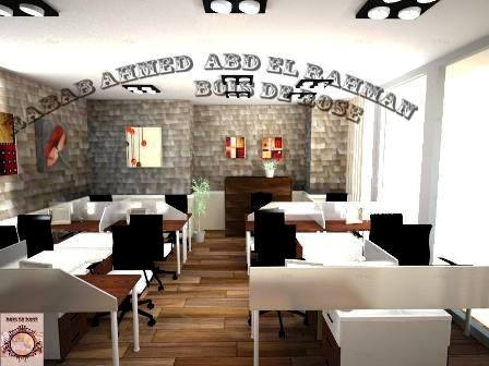 Rabab 3D Interior Design Created By  Posted By Rabab Ahmed Abd El-Rahman