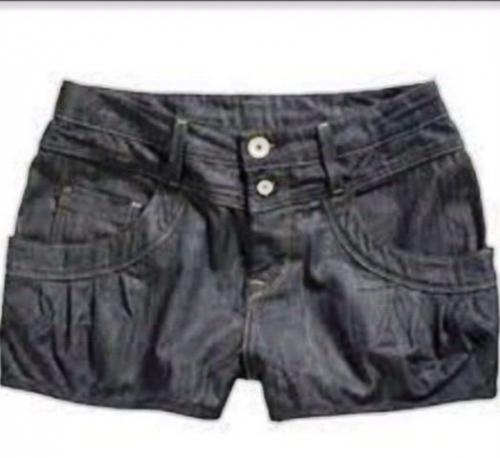 Wakra Shorts Created By FYONKAO_O Posted By Fyonka Boutique