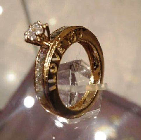 Solitaire Diamond Ring Created By  Posted By Al Sough Jewelry