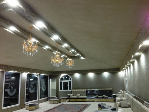Tents Decor Created By  Posted By Al-Sado Al-Malaki Tent