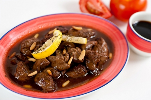 Chicken liver Created By  Posted By Al Tabkha Lebanese Restaurant