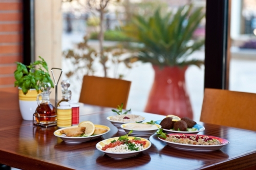 Selection of Starters Created By  Posted By Al Tabkha Lebanese Restaurant