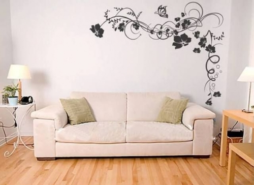 Wall Art Vinyl Corner Wall Sticker Created By  Posted By Wall Art