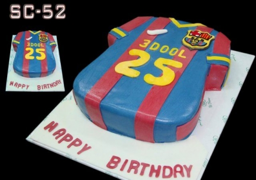FCB Lovers Created By  Posted By Eli France Sweets And Coffee Shop