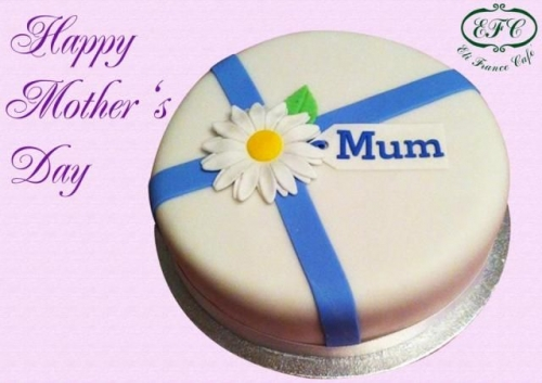 Mothers Day Cake Created By  Posted By Eli France Sweets And Coffee Shop