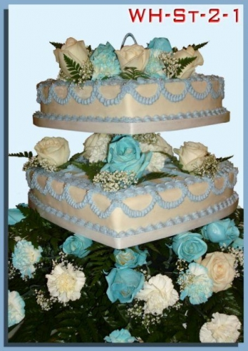 Wedding Cake Created By  Posted By Eli France Sweets And Coffee Shop