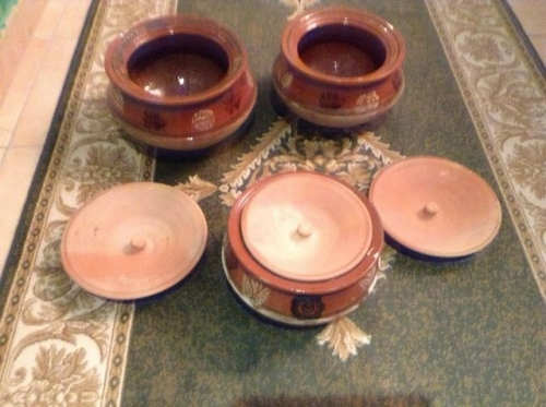 Clay Pots Created By  Posted By Z's Treasure