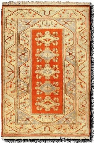 Exquisite Turkish Milas Wool Created By  Posted By Oriental Carpet Company