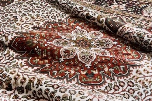 India Jaipur Rug Created By  Posted By Oriental Carpet Company