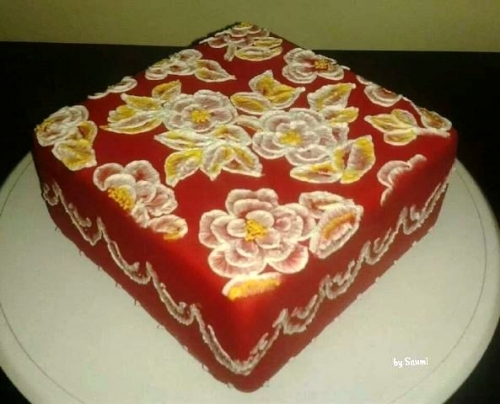 Fun with Royal Icing Created By  Posted By Saumi Cake Delights