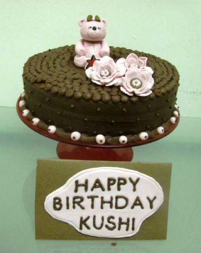 Cakes for Her Created By  Posted By Saumi Cake Delights