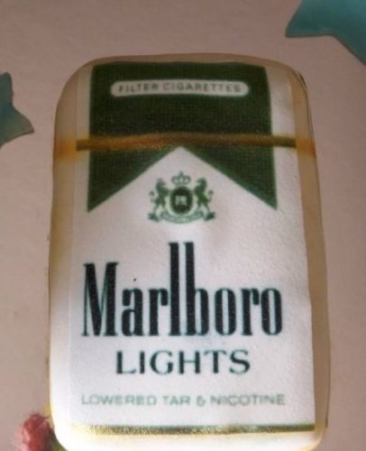 Marlborogh Cake Created By  Posted By Easy Partys
