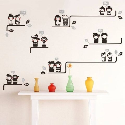 DoReMi Created By  Posted By Big N Small Wall Decals
