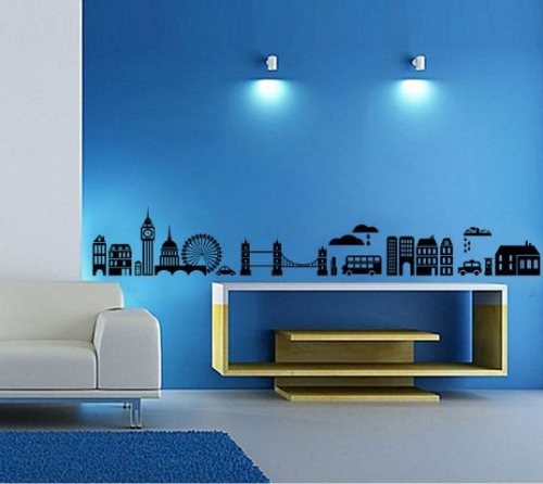 London City Created By  Posted By Big N Small Wall Decals