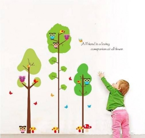 Owl Friend Created By  Posted By Big N Small Wall Decals