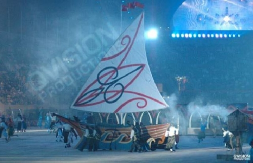 15th Asian Games Closing Ceremony