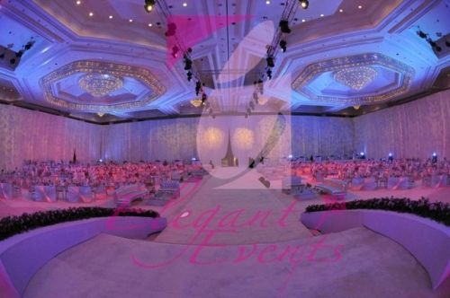 Gala Wedding Created By  Posted By Elegant Events