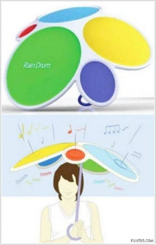 Rain Drum Created By  Posted By Campus & Student life in Qatar