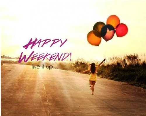 Happy Weekend when your home is cleaned