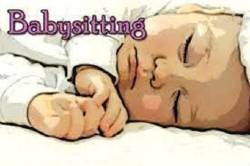 Babysitting Service Created By  Posted By Swiss Label
