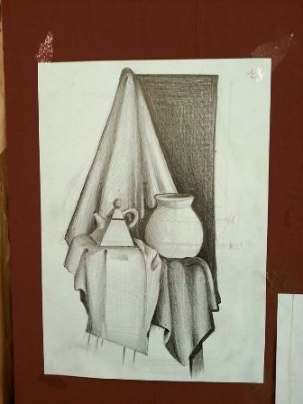 Sketch Art Created By  Posted By Arts and Crafts Center Doha