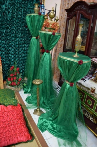Wedding Arrangements Created By  Posted By Nasim