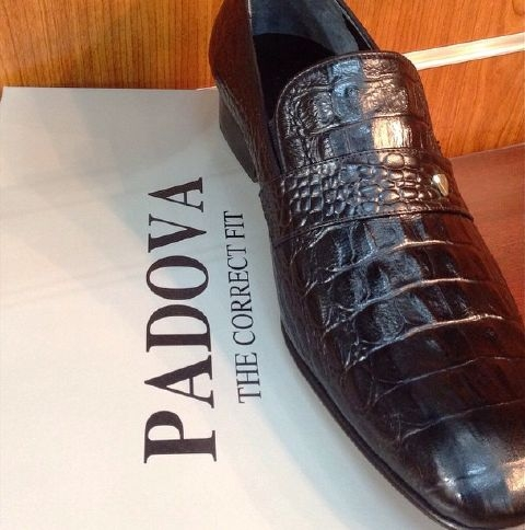 Shoes Made in Qatar Created By  Posted By Padova
