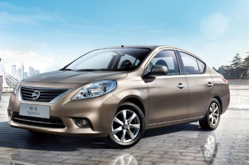 Hire A Nissan Sunny