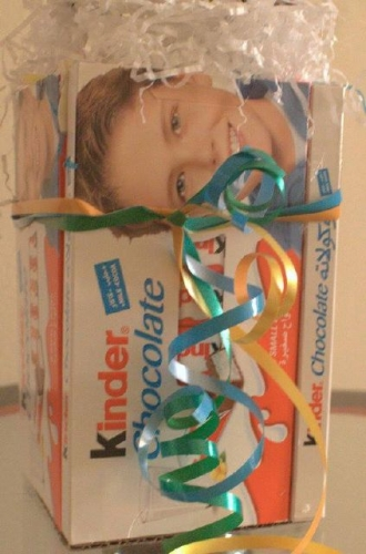 Kinder Created By Sabnam Posted By Basket of Joy