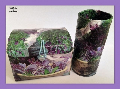 Destiny Decoupage Created By  Posted By Destiny And Passion