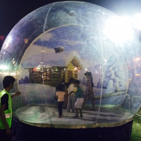 Igloo Bubble Created By Omar Blawni Posted By Blawni Events
