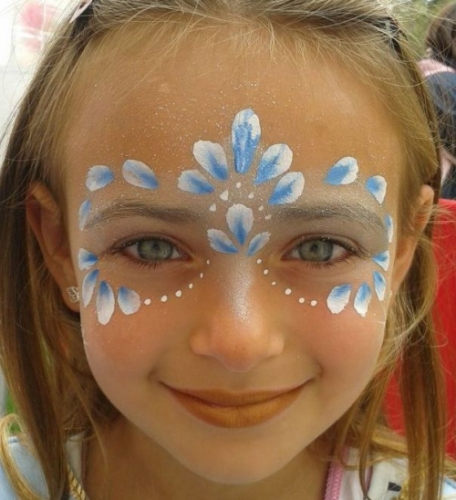 Face Painting for Events Created By Wasan Khaled Posted By Wasan Art
