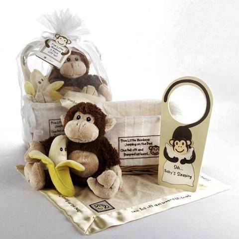 My Little Monkey Gift Set Created By  Posted By Reem Favors