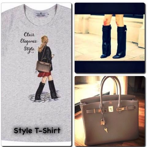 Classy T Shirt Created By Doll Memories Posted By Doll_Memories_Qa