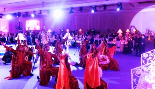 Dancing Shows Group Created By  Posted By Ya Hala Events