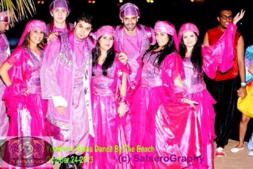 Dance Group Created By  Posted By Ya Hala Events