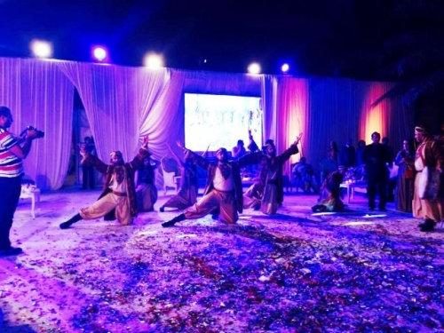 Folkloric Dancers Created By  Posted By Ya Hala Events